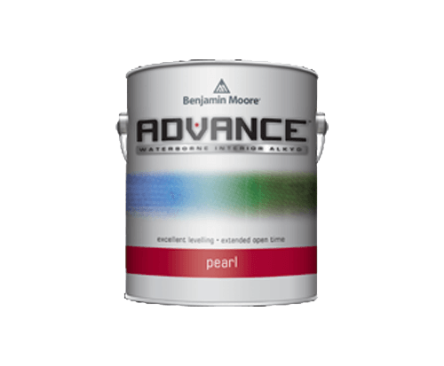 Benjamin Moore advance interior paint