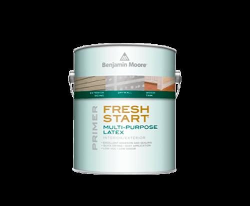 Benjamin Moore fresh start multi purpose latex primer paint