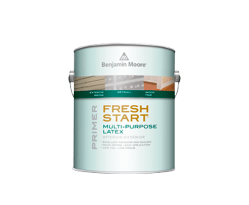 Benjamin Moore fresh start multi purpose latex primer paint