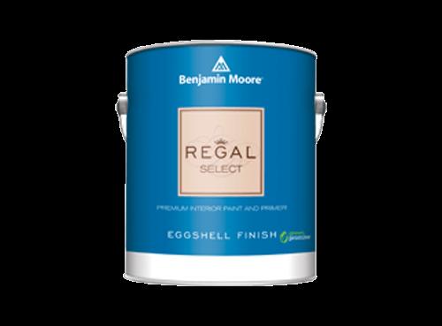 Benjamin Moore regal select interior eggshell finish paint