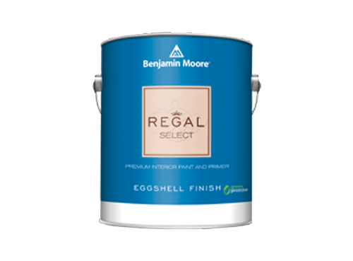 Benjamin Moore regal select interior eggshell finish paint