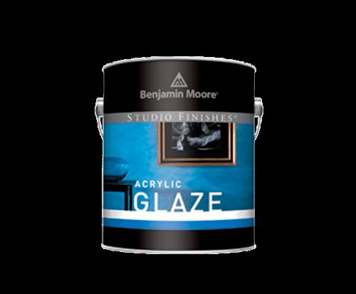 Benjamin Moore studio finishes acrylic glaze paint