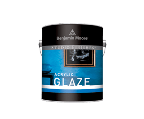 Benjamin Moore studio finishes acrylic glaze paint