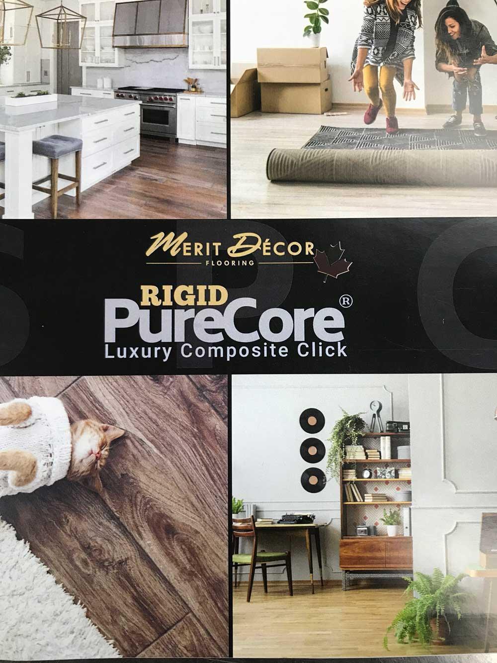 merit decor flooring rigid purecore flyer
